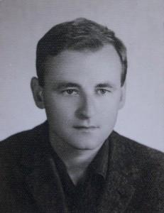 Krzysztof Rogóyski był rekordzistą okręgu na 400, 800 i 1500 m (archiwum Janusza Rogóyskiego).