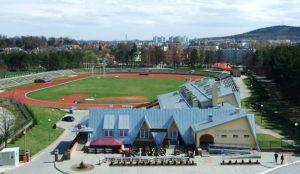Stadion MOSiR w Kielcach