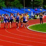 VII Memoriał Zdzisława Furmanka, bieg na 1000 m