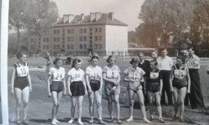 Szkolne zawody w Ostrowcu